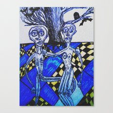 Turbo Nature Canvas Print