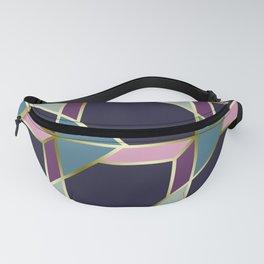Ultra Deco 3 #society6 #ultraviolet #artdeco Fanny Pack