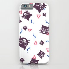 Cats and Squiggles iPhone 6s Slim Case
