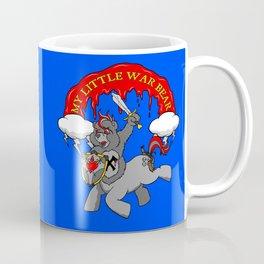 MY LITTLE WAR BEAR Coffee Mug