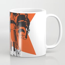 Mazinger Z Coffee Mug