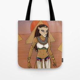 Sekhmet Tote Bag