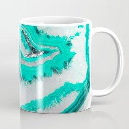 Mint Agate Coffee Mug