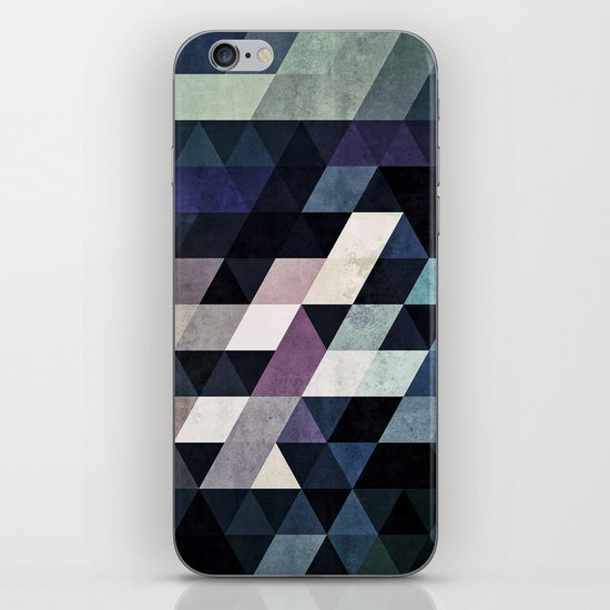 mydy cyld iPhone & iPod Skin