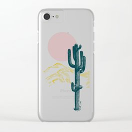 hace calor? Clear iPhone Case
