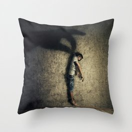 marionette Throw Pillow
