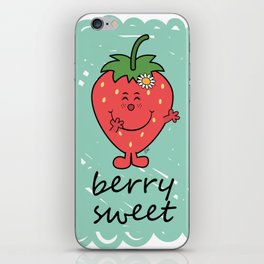 Berry Sweet iPhone Skin