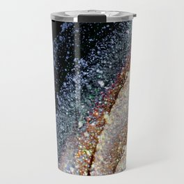FLAWLESS GREY & GOLD Travel Mug