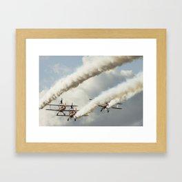 Wingwalkers Framed Art Print