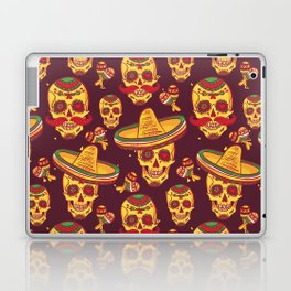 Day Of The Dead Gringo Laptop & iPad Skin