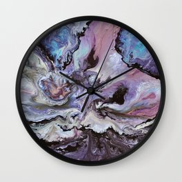 Pearl of nature Wall Clock