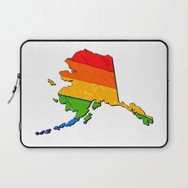 Alaska Pride Laptop Sleeve