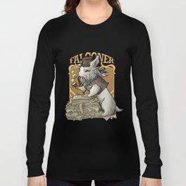 Professooor Falconer  Long Sleeve T-shirt