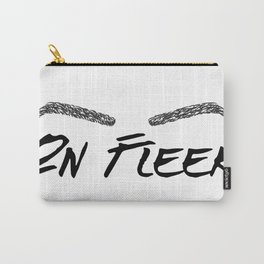 Brows On Fleek Carry-All Pouch