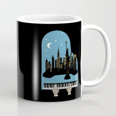 Rhapsody in Blue - Gershwin Coffee Mug