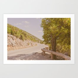 Summer Memories Art Print