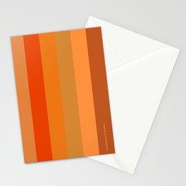 - Los naranjas de Rothko Stationery Cards