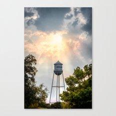 Gruene, Texas - The Watertower Canvas Print