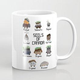 Soils of Canada Coffee Mug