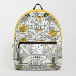 Moon's Arrival Backpack