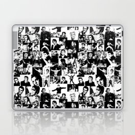 Elvis Presley pattern Laptop & iPad Skin