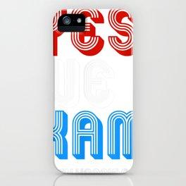 Yes We Kam Joe Biden Kamala Harris Vice President VP 2020 iPhone Case