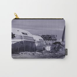 Panam Airplane Graveyard Carry-All Pouch