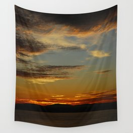 Sunset at Sunset Hill Wall Tapestry