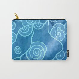 MELUSINA SEA DOLPHINS Carry-All Pouch