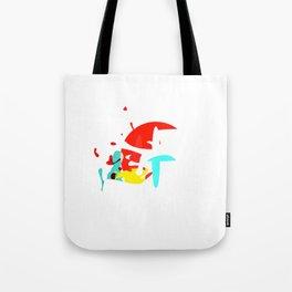 Successful Living Tote Bag