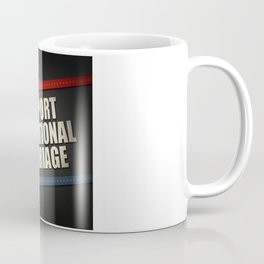 Support Traditional Marriage Coffee Mug