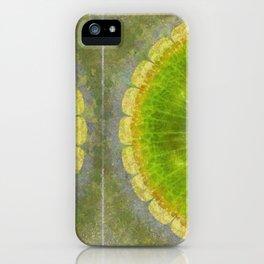 Skilligalee Au Naturel Flower  ID:16165-041435-73150 iPhone Case