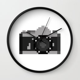 A Famous Japanese Camera Wall Clock