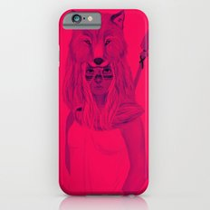 She's A Wild One iPhone 6s Slim Case