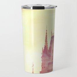 Disney Cinderella Castle Travel Mug