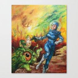Zap! Canvas Print