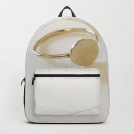 Signet Ring Sketch Backpack