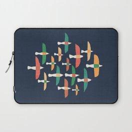 Vintage seagull Laptop Sleeve