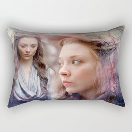 Mercy queen Rectangular Pillow