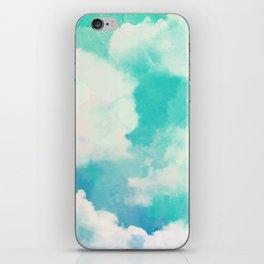 Spring Sky iPhone Skin