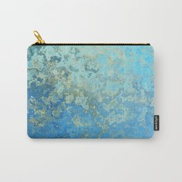 Gold-Laced Cascade Carry-All Pouch