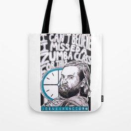 Joe Wilkinson Does Countdown Tote Bag