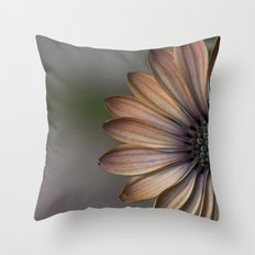 The Day's Eye Throw Pillow