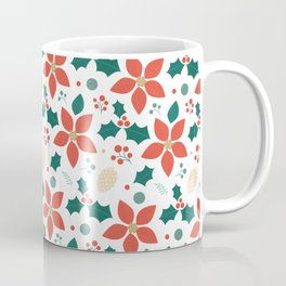 Deck the Halls (Patterns Please) Coffee Mug