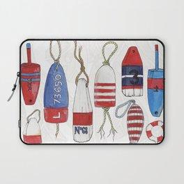 nautical buoys Laptop Sleeve