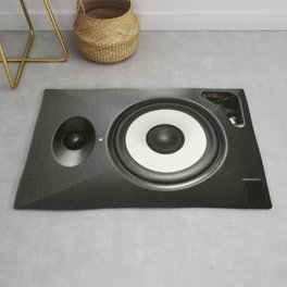 Loudspeaker Rug
