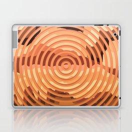 TOPOGRAPHY 2017-000 Laptop & iPad Skin