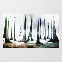 King of the Trees Rug
