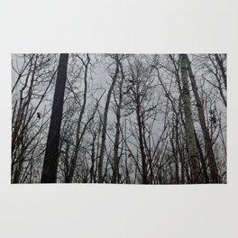 Bare Trees  series (2) Rug