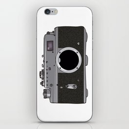 Zorki4 iPhone Skin